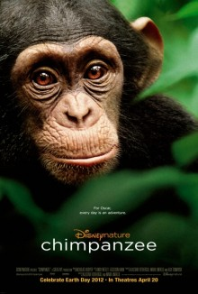 Шимпанзе / Chimpanzee (2012) HD